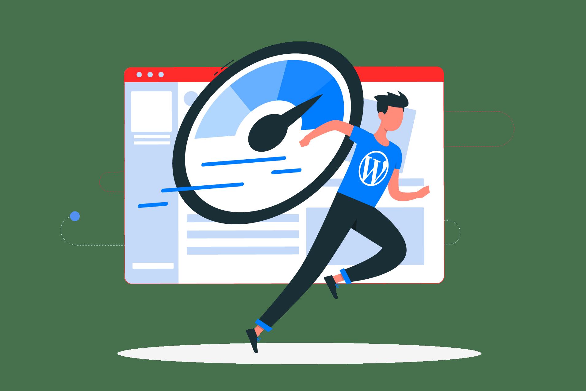 wordpress site hızlandırma hizmeti